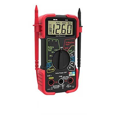 Innova 3320Digital Multimeter with Auto-Ranging Feature