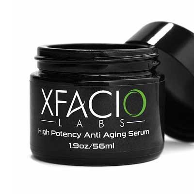 Xfacio Labs Anti Aging Serum
