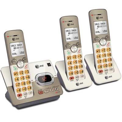 AT&T EL52313 DECT 6.0 Phone