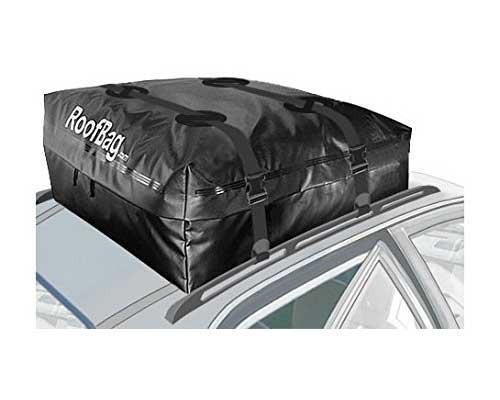 RoofBag Rooftop Waterproof Roof Top Bag Cargo Carrier