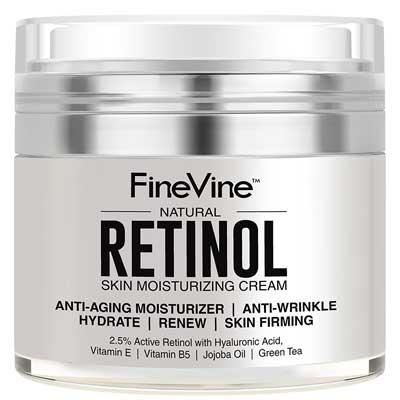 FineVine Retinol Moisturizer Cream