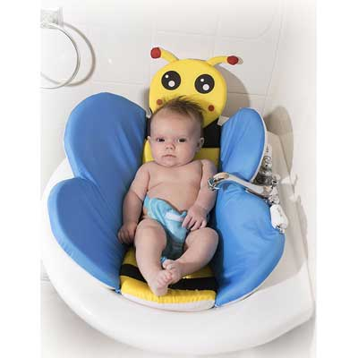 Honey Bee Baby Bath
