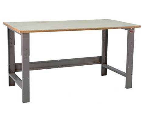 BenchPro Roosevelt 1,200 lbs Capacity Workbench with Particle Board Top