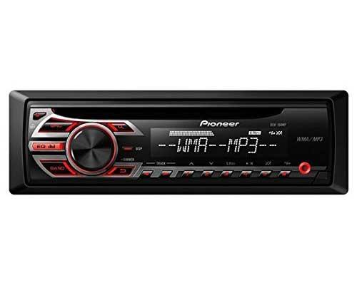 Pioneer DEH-150MP Single DIN Car CD Receiver