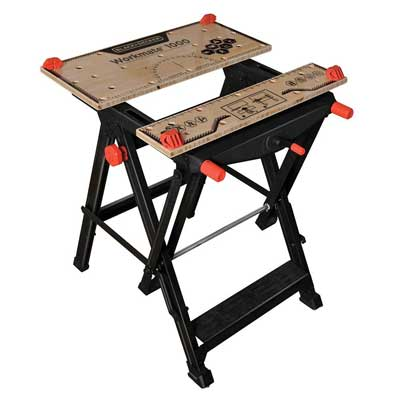 BLACK+DECKER BDST11000 Workmate 550lb Capacity Work Bench