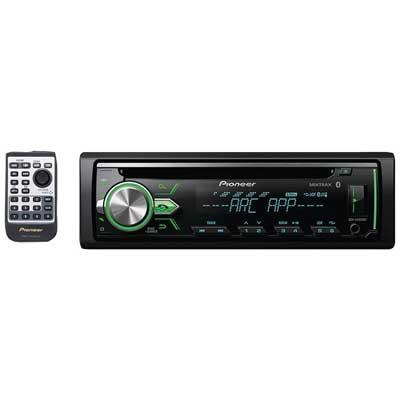Pioneer DEH-X4900BT Vehicle Digital CD Player Receiver