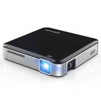 APEMAN Mini Video Projector DLP Pocket LED Portable