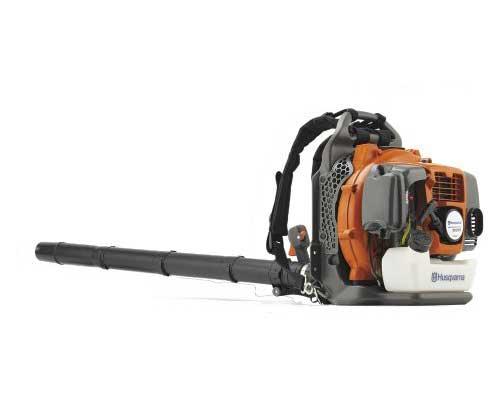 Husqvarna 1.6 kW 180 MPH Backpack Leaf Blower with 2.1 HP X-Torq engine