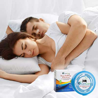 Conicare Premium Snoring Solution Kit with eBook