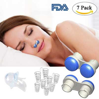 LoiStu Snoring Stop and Anti Tongue Retaining Device