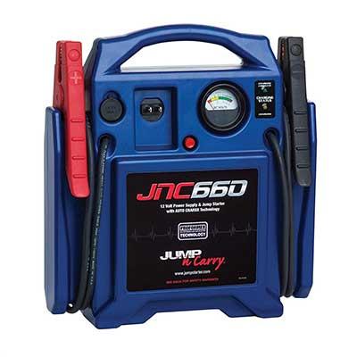 Clore Automotive Jump-N-Carry JNC660, 12V Jump Starter