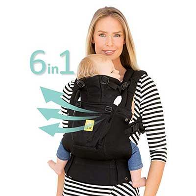 CuddleBug Baby Wrap Ergo Carrier Sling