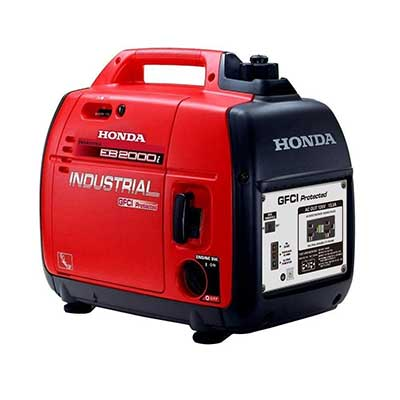 Honda Power Equipment EB2000IT1A 660010 2,000W Portable Generator