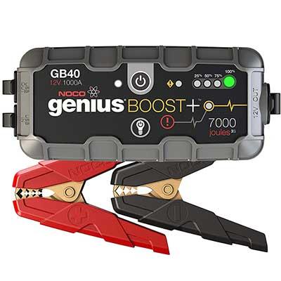 NOCO Genius Boost Plus GB40 1000 Amp Lithium Jump Starter, 12V