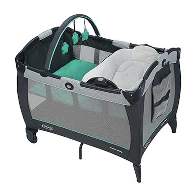 Graco Pack 'Play Playard with Reversible Napper and Changer LX