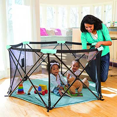 Summer Infant Pop N' Play Deluxe Ultimate Playard