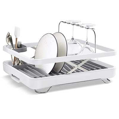 KOHLER K-8631-0 Collapsible Dish Drying Rack
