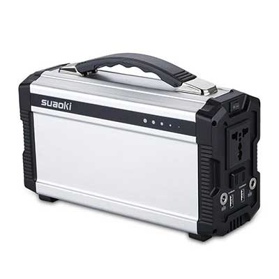 Suaoki Portable Generator Power Source CPAP Lithium Battery