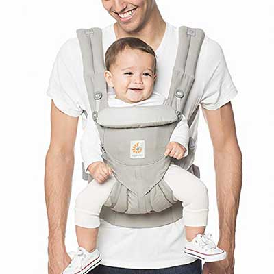 BABYBJORN Baby Carrier Original Cotton