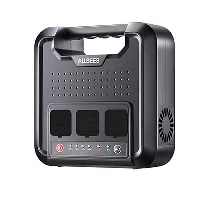 Portable Power Station – 300W 64800mAh Portable Generator