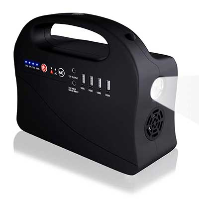 200W 150Wh Portable Generator Power Station