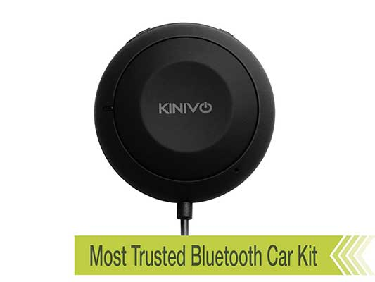 Kinivo Bluetooth Hands-Free BTC450 Car Kit