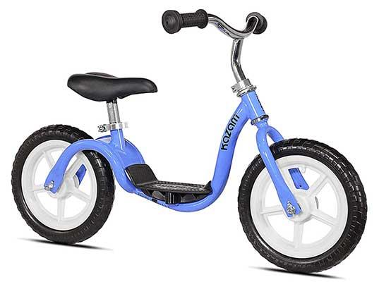 KaZAM v2e No-Pedal Balance Bike