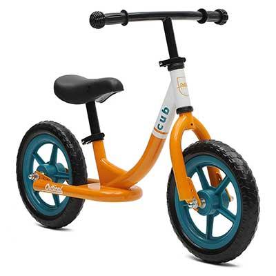 Critical Cycles Cub Kids Balance Bike No. Pedal Bicycle