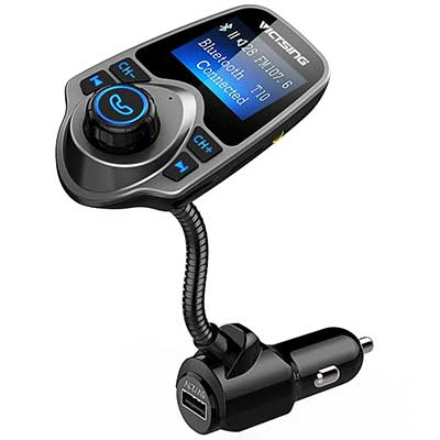 Vic Tsing Bluetooth with FM Transmitter