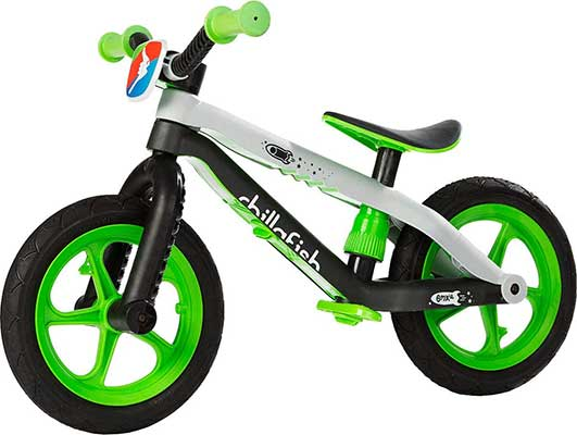 BMX Balance Bike with Airless RubberSkin Tires