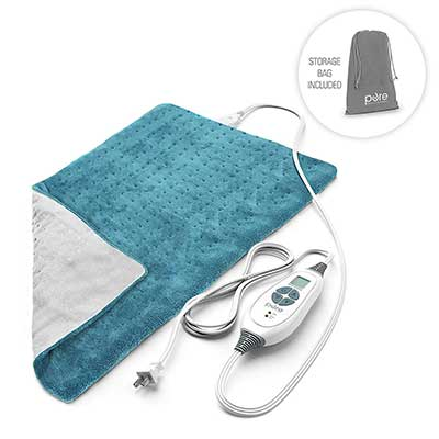 PureRelief XL- King Size Heating Pad