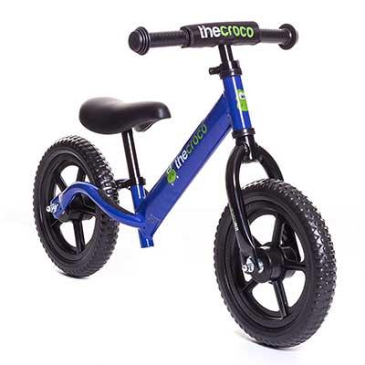The Croco Premium and Ultra-Light Balance Bike