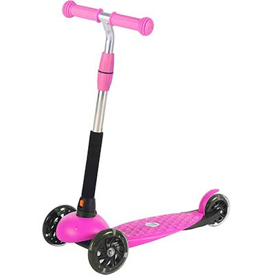 Voyage Sports Mini kick Scooter X4
