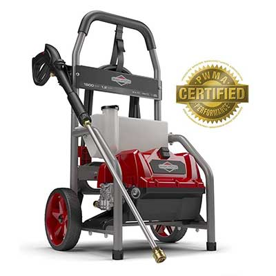 Briggs and Stratton 20680 Electric pressure washer 1800 PSI