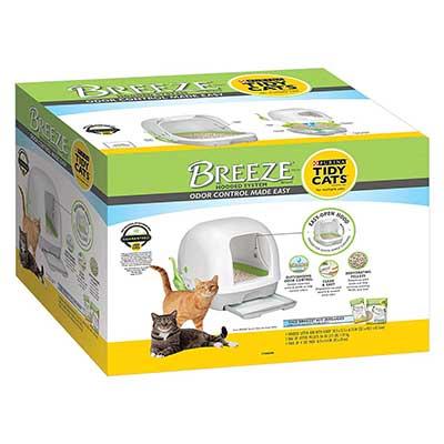 Purina Tidy Cats Breeze Cat Litter Box System