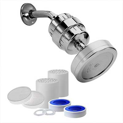 Best Luxury Filtered Shower Head Unit
