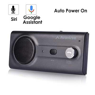 Avantree 2108 CK11 Bluetooth Hands-Free Car Kit