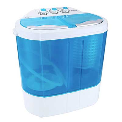 Portable Washing Machine, Spin Dryer Compact