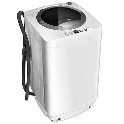 Giantex Portable Compact Full Automatic Laundry
