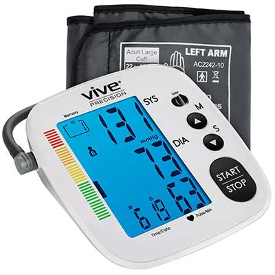 Blood Pressure Monitor by Vive Precision