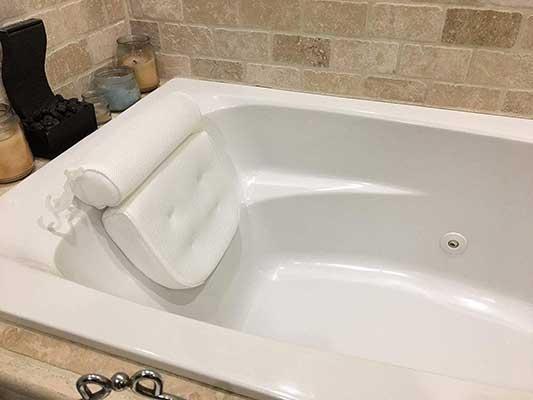 Royal Casa Head & Neck Anti-Mold, Waterproof Luxury Bathtub Pillow