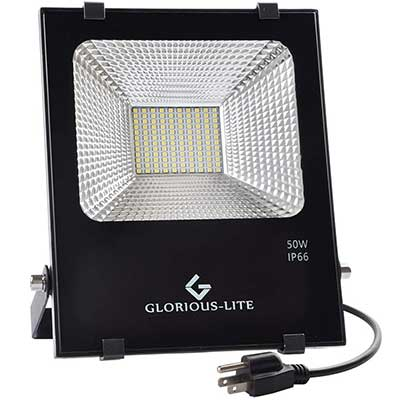 GLORIOUS –LITE LED Flood Light, 50W