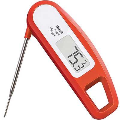 Lavatools Javelin Digital Instant Read Meat Thermometer