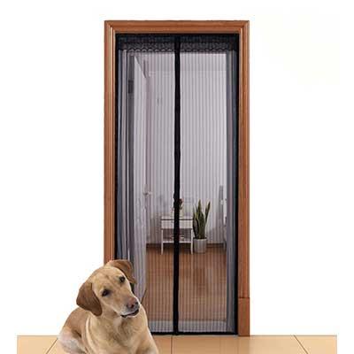 Aloudy Magnetic Screen Door Fits Doors