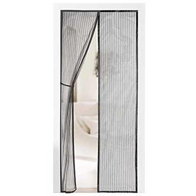 Magnetic Screen Door – Self Sealing Heavy Duty