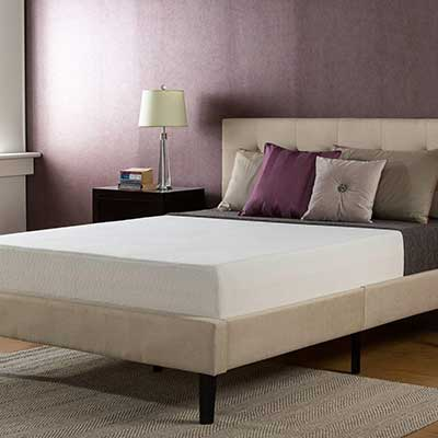 Zinus Ultima Comfort Memory Foam Mattress, Twin