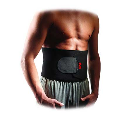 McDavid Waist Trimmer Belt Neoprene Fat Burning Sauna Waist Trainer