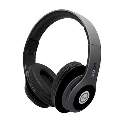 iJoy Matte Finish Premium Rechargeable Wireless Headphones Bluetooth Over-Ear headphones