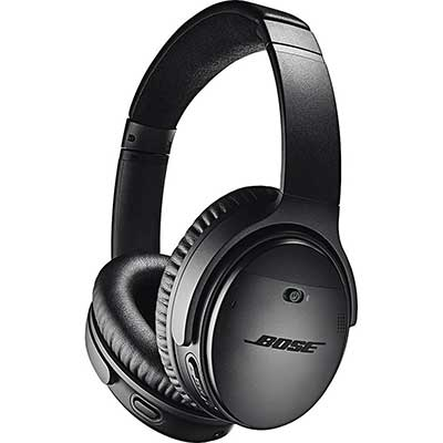 Bose QuiteComfort 35 Series II Wireless Headphones