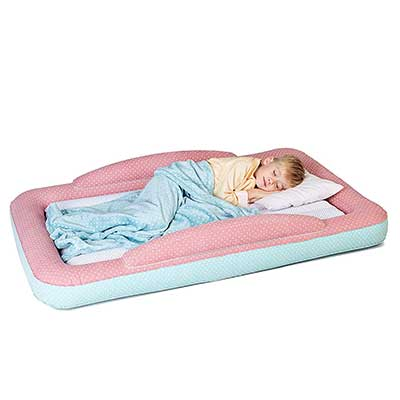 Toddler Travel Bed – Portable Air Bed